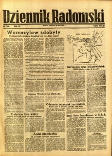 Dziennik Radomski, 1942, R. 3, nr 166