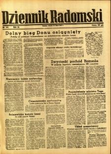 Dziennik Radomski, 1942, R. 3, nr 167
