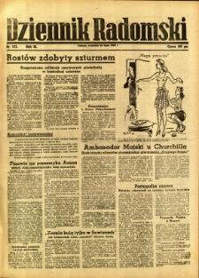 Dziennik Radomski, 1942, R. 3, nr 172