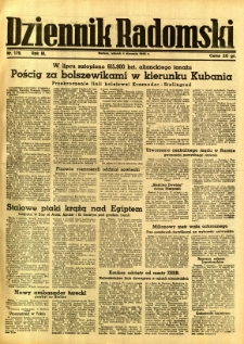 Dziennik Radomski, 1942, R. 3, nr 179