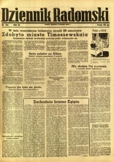 Dziennik Radomski, 1942, R. 3, nr 184