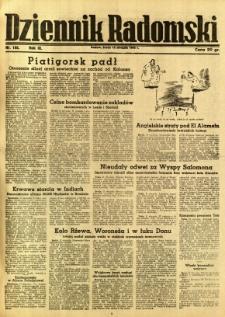 Dziennik Radomski, 1942, R. 3, nr 186