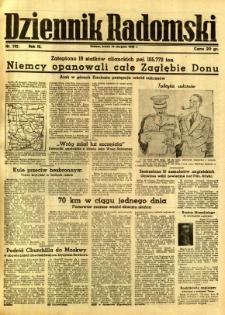 Dziennik Radomski, 1942, R. 3, nr 192