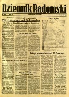 Dziennik Radomski, 1942, R. 3, nr 198