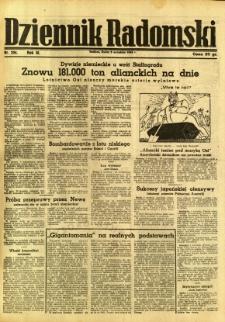 Dziennik Radomski, 1942, R. 3, nr 204