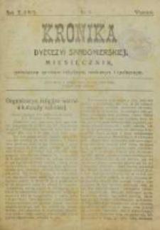 Kronika Diecezji Sandomierskiej, 1917, R. 10, nr 9