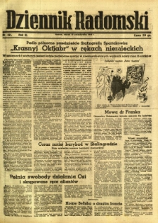 Dziennik Radomski, 1942, R. 3, nr 251