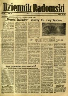 Dziennik Radomski, 1942, R. 3, nr 287