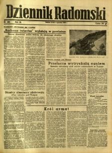 Dziennik Radomski, 1942, R. 3, nr 288