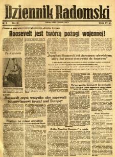 Dziennik Radomski, 1943, R. 4, nr 6