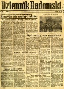 Dziennik Radomski, 1943, R. 4, nr 8