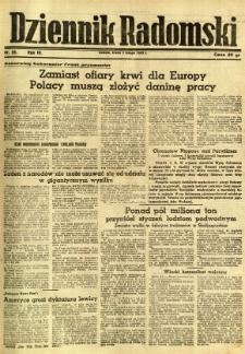 Dziennik Radomski, 1943, R. 4, nr 28