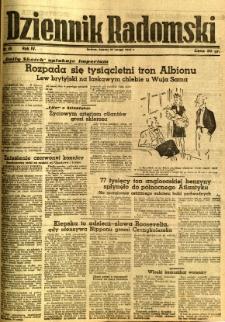 Dziennik Radomski, 1943, R. 4, nr 49