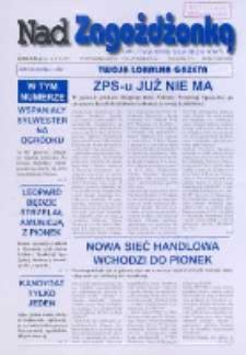 Nad Zagożdżonką, 2013, nr 1