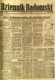 Dziennik Radomski, 1943, R. 4, nr 58