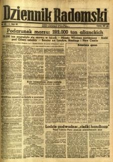 Dziennik Radomski, 1943, R. 4, nr 62