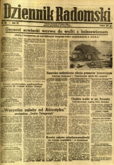 Dziennik Radomski, 1943, R. 4, nr 68