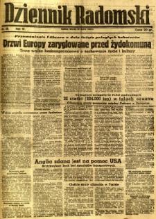 Dziennik Radomski, 1943, R. 4, nr 69