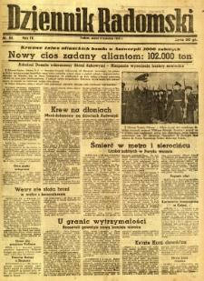 Dziennik Radomski, 1943, R. 4, nr 84