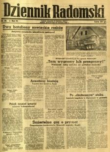 Dziennik Radomski, 1943, R. 4, nr 86