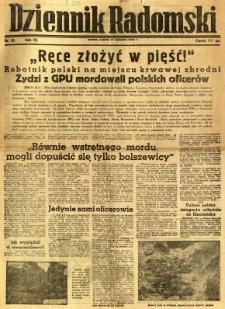 Dziennik Radomski, 1943, R. 4, nr 91