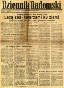 Dziennik Radomski, 1943, R. 4, nr 94