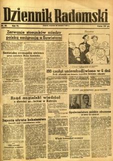 Dziennik Radomski, 1943, R. 4, nr 99