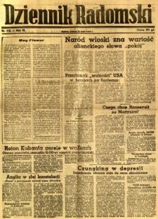 Dziennik Radomski, 1943, R. 4, nr 118