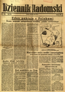 Dziennik Radomski, 1943, R. 4, nr 119