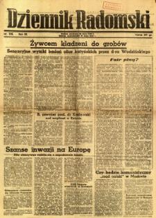 Dziennik Radomski, 1943, R. 4, nr 126