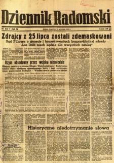 Dziennik Radomski, 1943, R. 4, nr 215