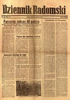 Dziennik Radomski, 1943, R. 4, nr 279