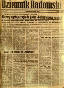 Dziennik Radomski, 1944, R. 5, nr 2