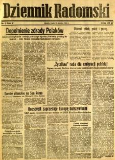 Dziennik Radomski, 1944, R. 5, nr 9