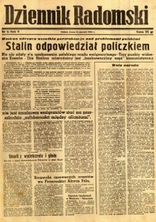 Dziennik Radomski, 1944, R. 5, nr 14