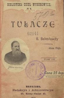 Tułacze : opowiadania historyczne T. 3