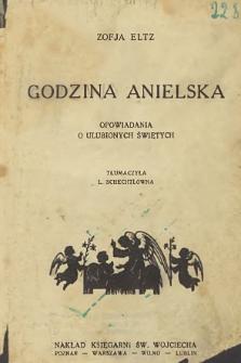 Starosta warszawski : obrazy historyczne z XVIII wieku T. 3