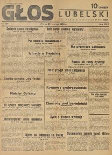 Głos Lubelski : pismo codzienne, 1939, R. 26, nr 166
