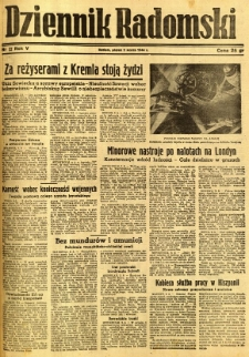 Dziennik Radomski, 1944, R. 5, nr 52