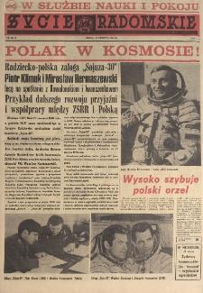 Życie Radomskie, 1978, nr 151