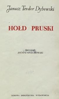 Janusz Teodor Dybowski - autograf