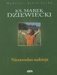 Ks. Marek Dziewiecki - autograf