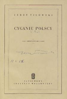 Jerzy Ficowski - autograf
