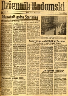 Dziennik Radomski, 1944, R. 5, nr 69