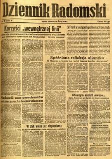 Dziennik Radomski, 1944, R. 5, nr 72