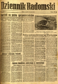 Dziennik Radomski, 1944, R. 5, nr 75