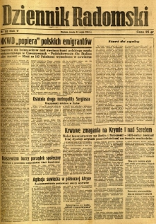 Dziennik Radomski, 1944, R. 5, nr 108