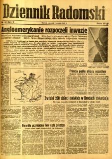 Dziennik Radomski, 1944, R. 5, nr 132