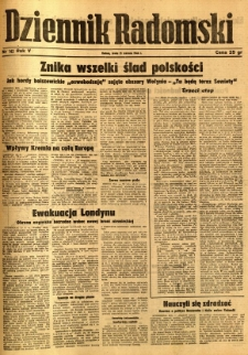 Dziennik Radomski, 1944, R. 5, nr 143