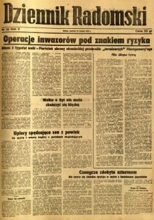 Dziennik Radomski, 1944, R. 5, nr 144